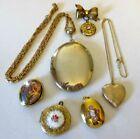 Lockets-Jewelry-6+Piece-Lot%231262