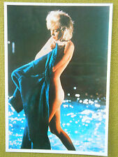 80s Postcard - Marilyn Monroe 1962 pool scene from Somethings Got to Give 1