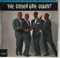 45TRS VINYL 7''/ FRENCH EP GOLDEN GATE QUARTET / SAINT LOUIS BLUES + 3