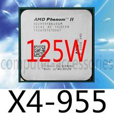 AMD Phenom II X4-955 3.2GHz 6MB Socket AM3 125W CPU Processor