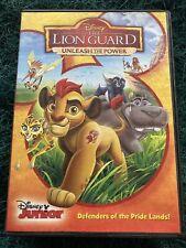 Disney The Lion Guard Dvd