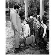 Gregory Peck in To Kill a Mocking Bird with Children 8 x 10 Inch Photo