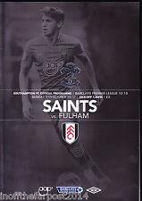 2012/13 Southampton v Fulham 07-10-2012 Premier League