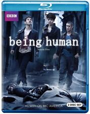 Being Human: Season 5 (Blu-ray 2-Disc Set) NEW