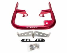 Yamaha YFZ 450  Grab Bar  Rear Bumper 04 thru 13  Alba Racing   Red  199 T5 R