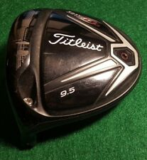 TITLEIST 915 D2 9.5* MENS LEFT HANDED DRIVER HEAD ONLY, POOR!