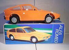 """06 322 Anker """"Alfa Romeo 1300 Junior Zagato (Schwungrad Antrieb) orange"""""""