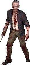 WALKING DEAD - Merle Dixon 1:4 Scale Zombie Walker Statue (Gentle Giant) #NEW