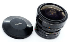 CANON FD 7.5mm F5.6 180° FISHEYE - 1983 - MINTY!