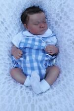 Lillbees custom made  reborn baby boy from sculpt levi by  * b brown *