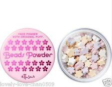 Ettusais Sakura cherry beads powder 15g with a private puff Face powder