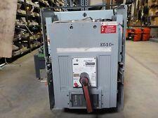 GE Power Break Microversa Trip Plus 3000AMP 3-Pole Circuit Breaker