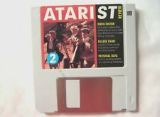 62032 Atari ST Review-Video Editor/Deluxe Paint/persönliche Daten-Atari ST (