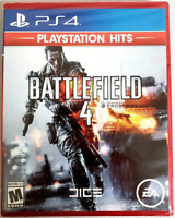 Battlefield 4 (Playstation Hits) PS4 (Sony PlayStation 4, 2013) Brand New
