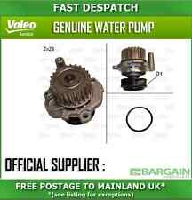506532 106 VALEO WATER PUMP FOR AUDI A4 1.8 2000-2002
