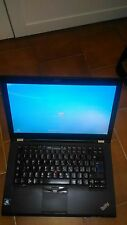 Lenovo T420 Notebook Core i5 2,5 GHz, 4GB WEBCAM 320 GB (no alimentatore)