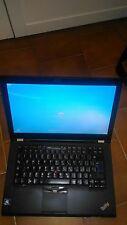 Lenovo T420 Notebook Core i5 2,5 GHz, 8GB WEBCAM 320 GB (no alimentatore)