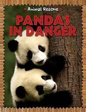 Pandas in Danger (Animal Rescue), Hibbert, Clare, New Book