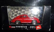 BRUMM #R208 RED PORSCHE CARRERA 1952