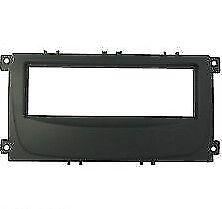 CT24FD15 Black Car CD Fascia Facia Panel Surround Adaptor For FORD Mondeo 2007>