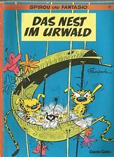 SPIROU UND FANTASIO / DAS NEST IM URWALD / BAND 10 / 1988