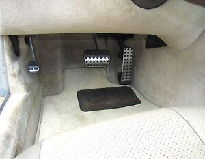 OEM MERCEDES AMG SPORT PEDALS R129 W124 W140 SL500 600 CLK W210 W211 MORE BENZ