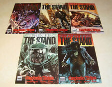 Stephen King The Stand Captain Trips 1 2 3 4 5 Full Set 1st Prints
