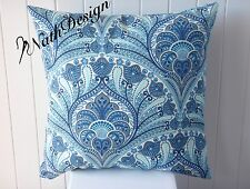 Outdoor/Indoor Tommy Bahama Blue/Turquoise 45cm Cushion-throw Cushion Cover boho