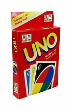 Party Family Card Game UNO 108 Playing Cards Classical Fun (For 2+ Players)