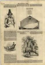 1845 St Austell Mail Cart Free Church Of Scotland Ventilation