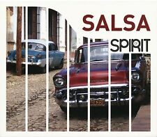 Spirit Of Salsa Various Spirit Of Salsa Various (Can) CD NEW sealed