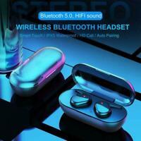 TWS4 Bluetooth 5.0 Drahtlose Kopfhörer Stereo Headset Ear Mini In Kopfhörer S8G1