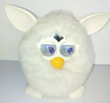 2012 Furby Yeti *TESTED & WORKING* *dirty tail*