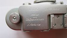 """Very RARE! FED """"Berdskiy"""" Soviet RF Camera (Leica copy) S/N 175 803"""
