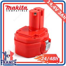 Powayup PP001 3000 mAh Batterie Remplacement pour Makita PA14