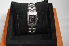 Baume & Mercier Hampton Stainless Steel Quartz Watch