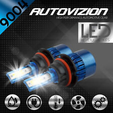 AUTOVIZION LED HID Headlight kit 9004 HB1 6000K 1989-1994 Suzuki Swift