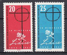 DDR 1962 Mi. Nr. 891-892 Postfrisch ** MNH