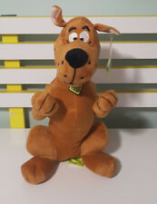 SCOOBY DOO PLUSH TOY SOFT TOY STANDING UP WITH TAGS 36CM! HANNA BARBERA!