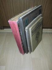 Sammlung Alle Welt Europa Übersee 4x Album ca 1500-2000 ältere Marken (52093)