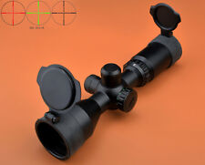 Free Ship 3-9x42 R/G Compact Long Eye Relief Mil Dot Rifle Scope
