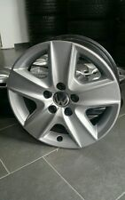 1x VW Golf 5 6 Plus Jetta Touran 6,5Jx16ET50 16 Zoll Design Stahlfelge 5K0601027