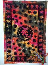 Grateful Dead Bears Choice Wall Hanging Modern Art Bed-Sheet Multi Cotton Hippie