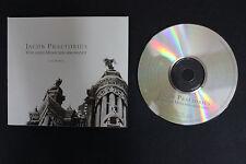 CD: Jacob Praetorius Von Allen Menschen Abgewandt 2004 Ramee