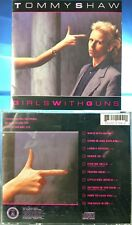 Tommy Shaw - Girls With Guns (CD, 1984/1996, Absolute Records, USA) VERY RARE