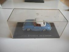 Detail Cars Porsche 356 A Cabriolet in Blue on 1:43 in Box