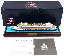 "New Disney Cruise Line ""Disney Dream"" Olszewski 1st Edition Light Up Scale Model"