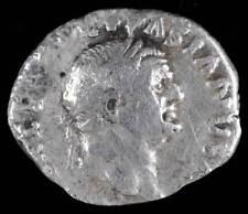 45981) Vespasiano 69-79, denari, cos (iter TR P) OT, Pax, Ric 5-10, S