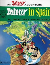 ASTERIX IN SPAIN Softcover Goscinny & Uderzo