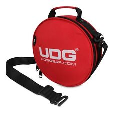 UDG Ultimate DIGI Headphone Bag (Red) Carry Case for DJ U9950RD
